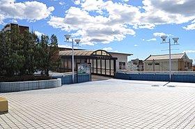 北坂戸駅・約470m徒歩6分(平成26年10月撮影)