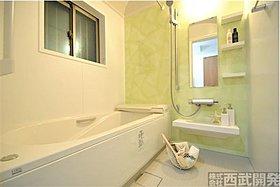 浴室(同仕様) 1坪以上! ◆浴室乾燥機付◆