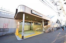 最寄の駅徒歩7分 「京急生麦駅」
