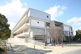 美濃山小学校(約1150m)