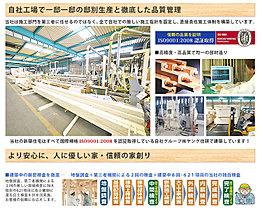 ヤング開発の安心の自社工場