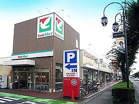 ヨークマート柳崎店 310m(9時から22時まで営業)