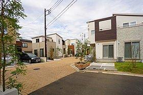 現地街並み外観(平成28年8月撮影)※分譲済住戸を含む