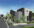 ポラスの分譲住宅 リラ柏の葉キャンパス【150m2超のユトリ街区】