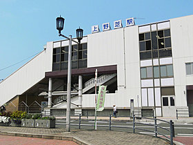 JR阪和線「上野芝」駅徒歩8分(約580m)