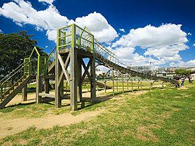 家原大池公園 徒歩8分(約580m)