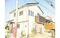 アイダ設計 【平塚市南金目16-P1】 キッチンカウンターのあるLDKは19.5帖超