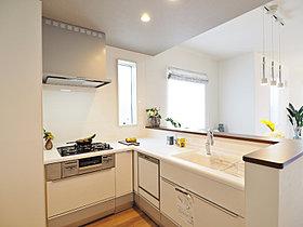 【モデルハウス】キッチン