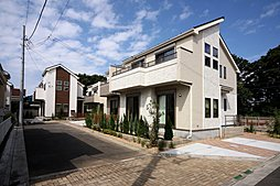 ブルーミングガーデン国分寺上水南全4区画-東栄住宅の条件なし売地