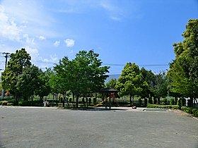 おおしばら公園(約10m/徒歩1分)