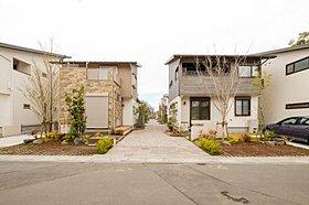 「浦和美園」駅徒歩6分。全33邸のコミュニティ。