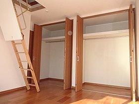 【現地居室】大容量収納スペースです