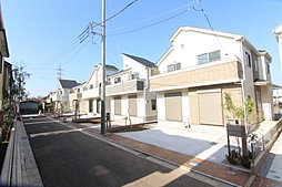 【川越市大塚2丁目6棟】東栄の分譲住宅-ブルーミングガーデン-