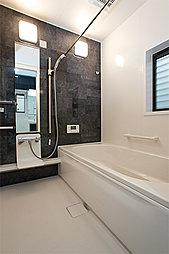 最新断熱構造のリラクゼーションバスルーム