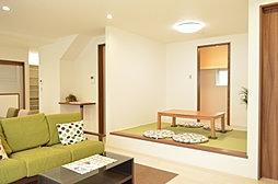 栃木市大平町西野田 7号棟 1階ウォークインクローゼットがある家