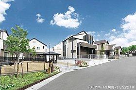 分譲実績:生駒市(クリアコート生駒鹿ノ台 全25区画)