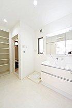 ◆伊賀町4期B号地◆洗面脱衣室