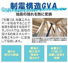 【制震構造システムGVA】