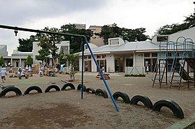 武蔵野大学付属幼稚園 距離700m