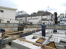 地盤調査での基礎工事、地盤保証付き