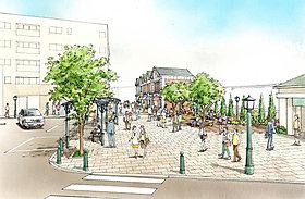■桜井駅前再整備計画でますます便利な街「桜井」