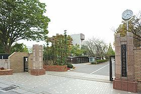 美園中学校までは自転車通学可能です。
