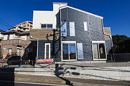 公園坂通りの屋上付き邸宅