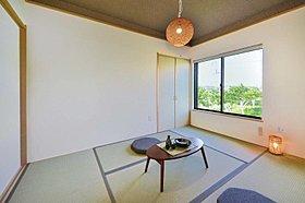 邸毎にゆとりと品格を持たせたモダンデザインの和空間