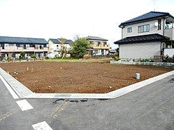 【建築条件なし売地】 春日部・西金野井