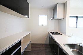 システムキッチンはビルトイン食洗機が標準装備