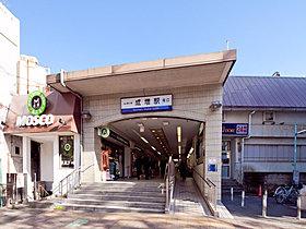 東武東上線「成増」駅 駅直結商業施設「EQUIA」もあり便利