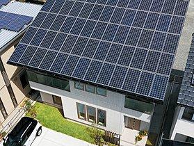 大容量太陽光発電システム