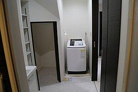 洗面室に必要不可欠なシステム収納!