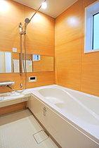 「くつろぎ」をテーマにした浴室