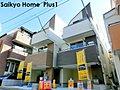 杉並区 上荻3丁目 新築分譲住宅