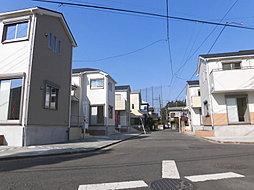 相模原市南区北里 全7棟 エネファームとガス床暖房完備 エコ住宅