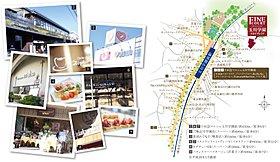 周辺の生活利便施設マップ