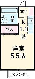 根岸駅 2.7万円