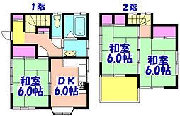東船橋駅 0.5万円