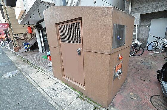 ビル(建物全部)-福岡市南区大橋1丁目 ゴミの飛散を防ぐ専用ゴミ置場