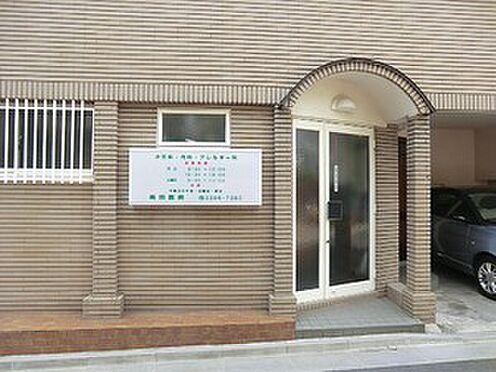 アパート-中野区江古田2丁目 周辺環境:内科小児科高田医院