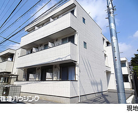 マンション(建物全部)-杉並区成田東4丁目 外観