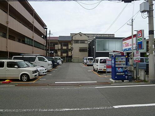 土地-大阪市平野区瓜破西2丁目 現在:コインパーキング