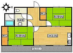 八尾市竹渕2丁目
