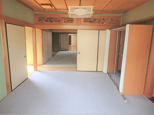 住宅付店舗(建物全部)-津山市福渡町 2階和室