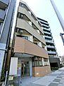 横浜ブルーライン「阪東橋」駅 一棟売りマンション 現地写真