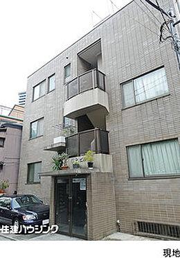 マンション(建物全部)-港区白金台5丁目 UPビル