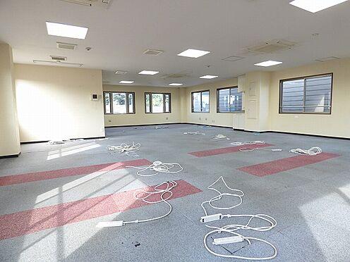 店舗事務所(建物全部)-世田谷区奥沢7丁目 3階部分 約100平米のフロアーです