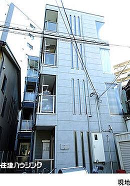 アパート-墨田区東向島4丁目 外観