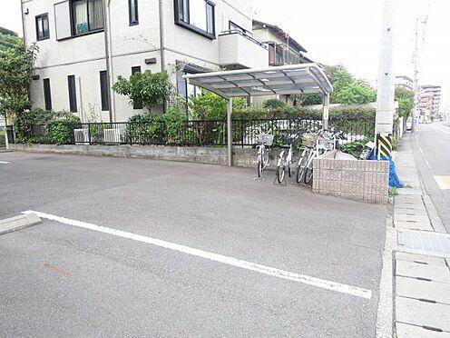 アパート-静岡市駿河区用宗5丁目 駐輪場
